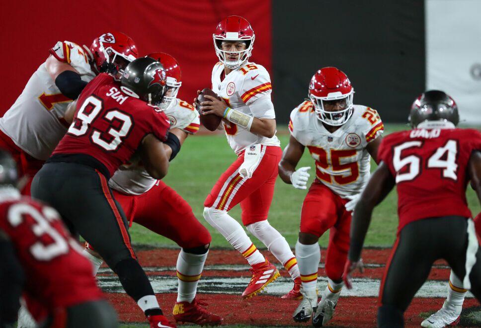 NFL: Kansas City Chiefs en Tampa Bay Buccaneers