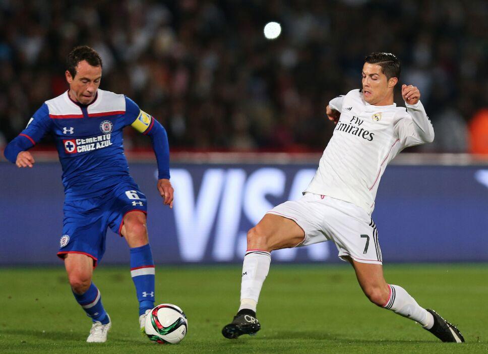 Gerardo Torrado le pegó un baile a Cristiano Ronaldo