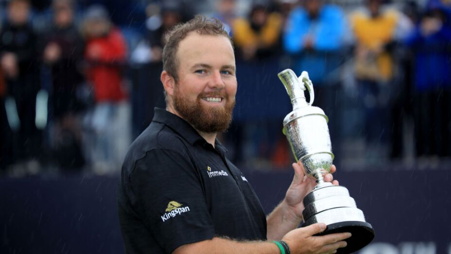 Shane Lowry ganó la edición 148 del Open Championship.