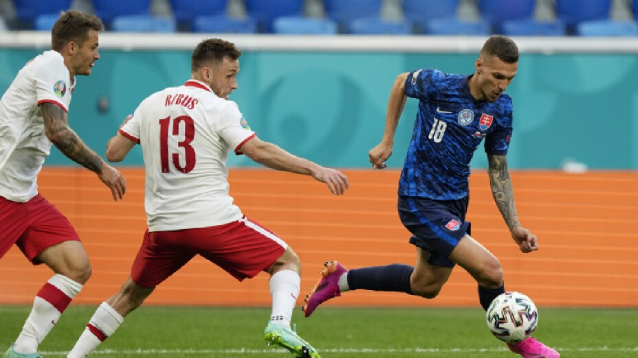 Polonia vs Eslovaquia