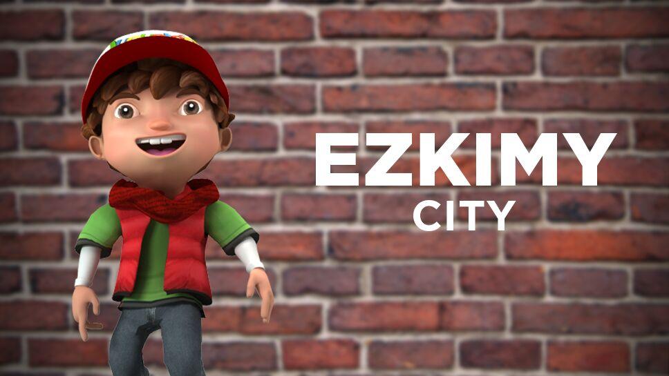 Ezkimy city