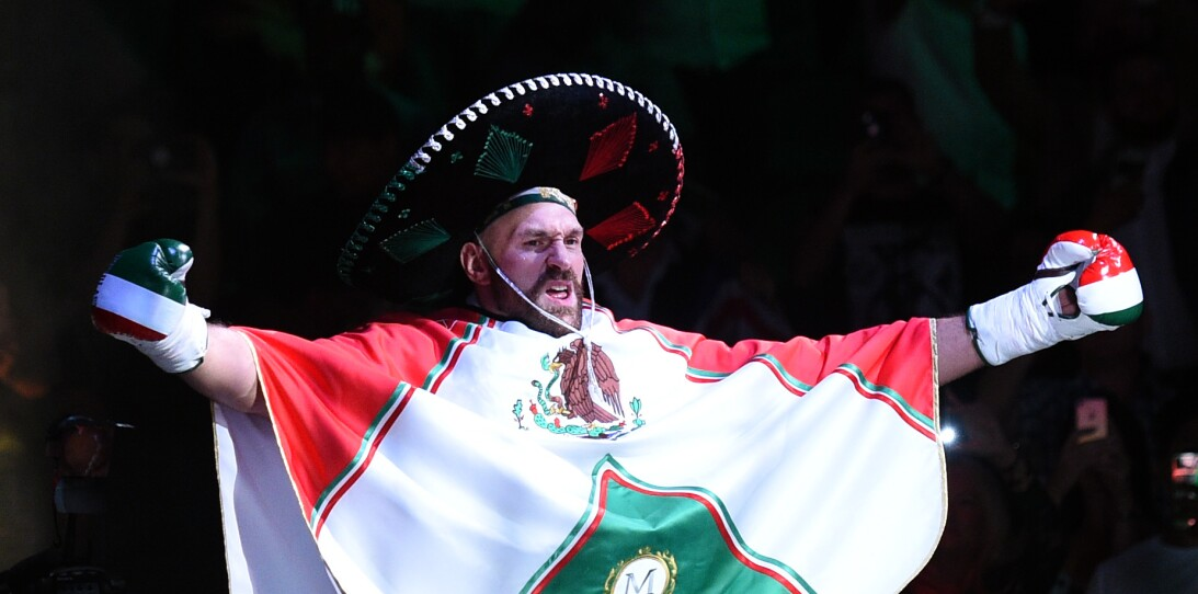 Tyson Fury mexicano