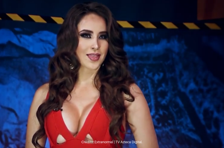 Samantha Arteaga Extranormal