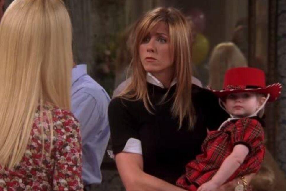 """Así lucen ahora las gemelas que interpretaron a Emma, la hija de Rachel en """"Friends"""""""