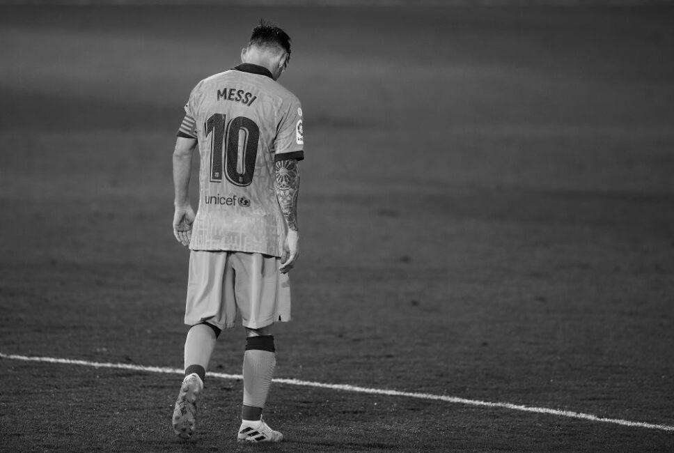 Las razones por las que Lionel Messi saldría del Barcelona