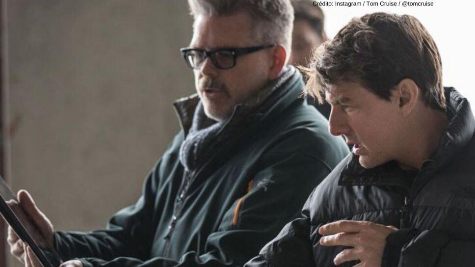 Tom Cruise dejó de grabar Misión Imposible 7 por casos de coronavirus.