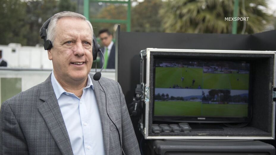 Arturo Brizio VAR