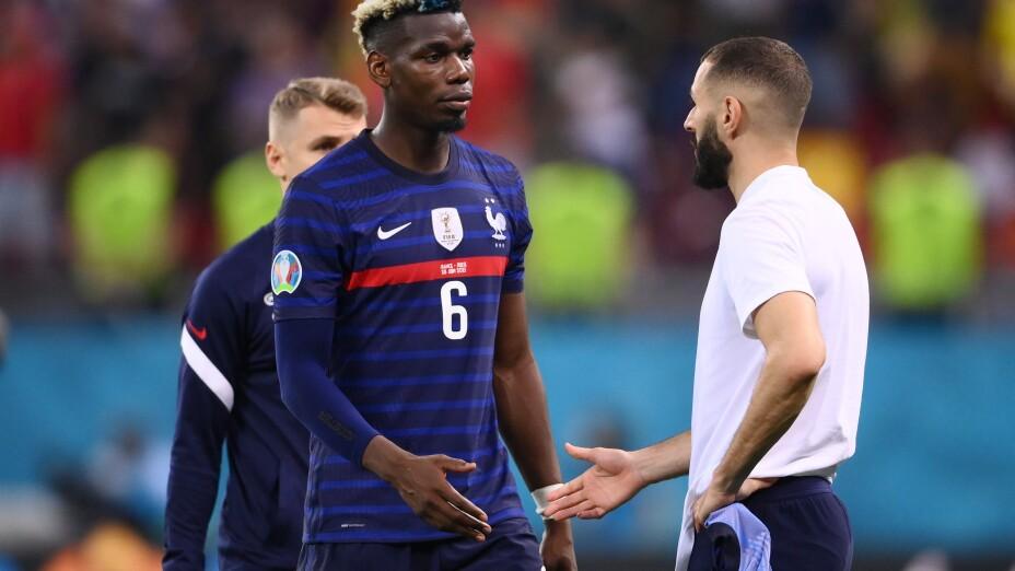Francia eliminada