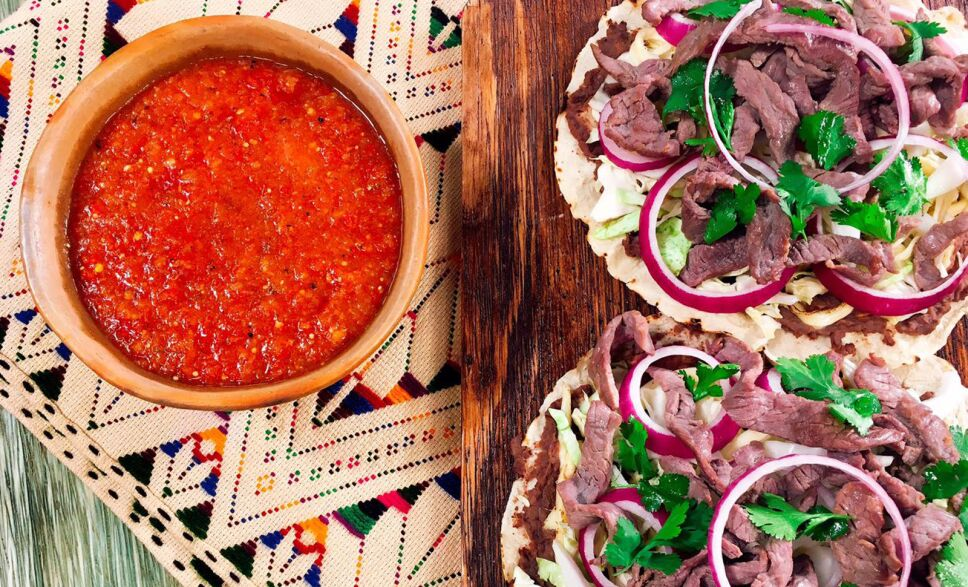 tlayudas, garnachas, receta, recetas, cocineros mexicanos, tv azteca