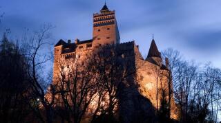 castillo bran de dracula