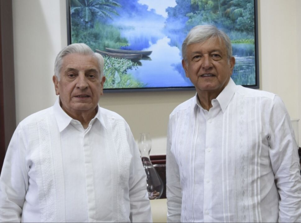 Industria petrolera, prioridad de AMLO en Tabasco