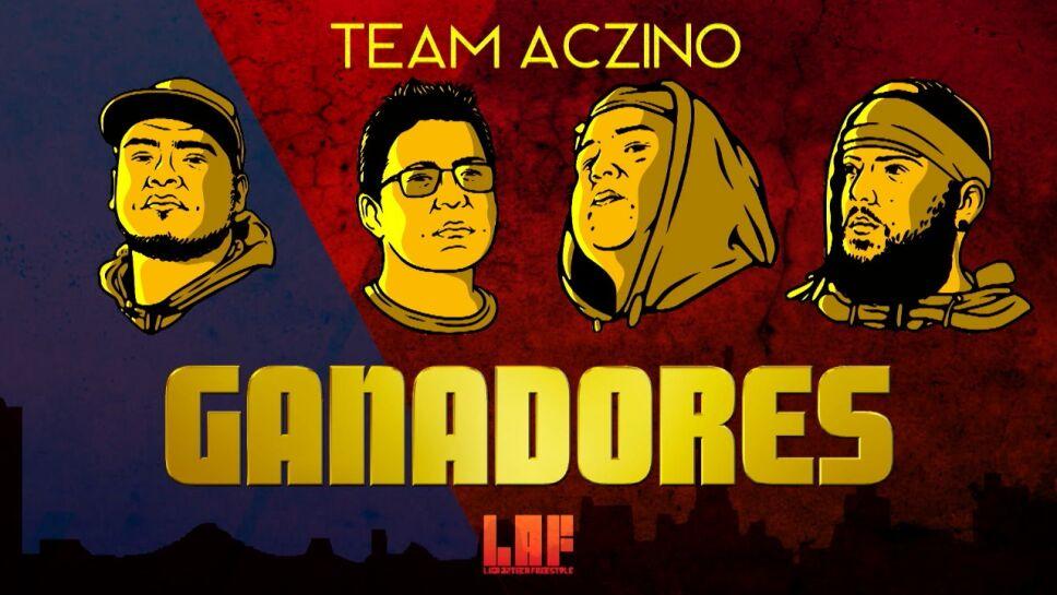 Team Aczino