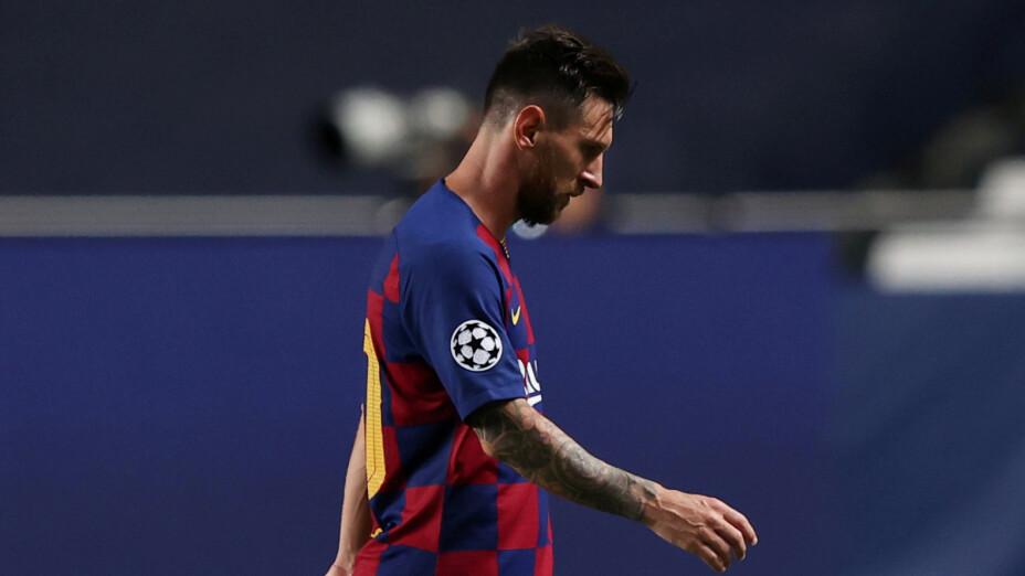 Messi no se presentará a las pruebas médicas con el Barcelona