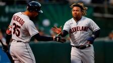 Cleveland, equipo de la MLB