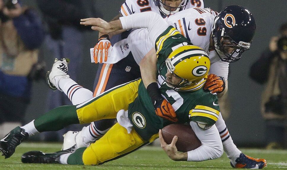 Packers vs Bears