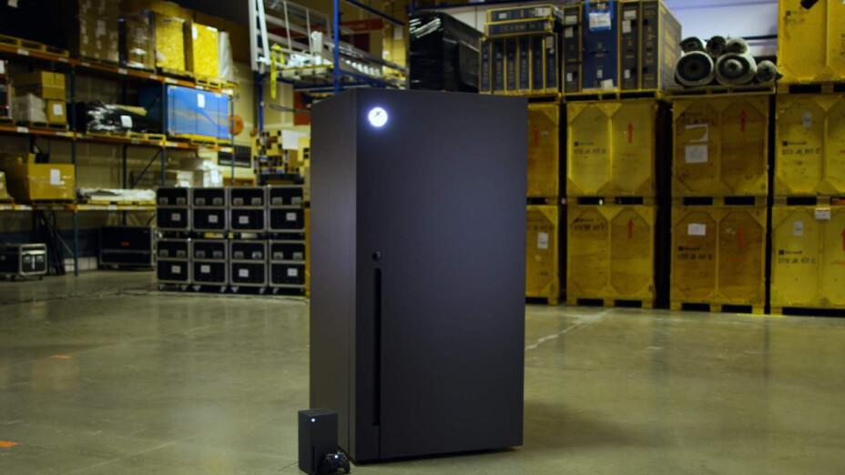 Refrigerador Xbox Series X