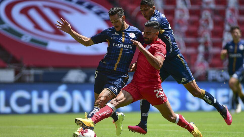 Galería: Toluca vs Atlético de San Luis