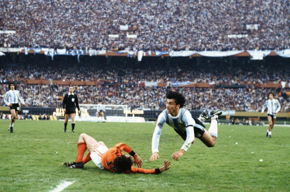 Argentina se coronó en su Mundial en 1978