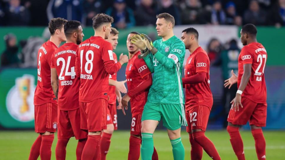 Jugadores del Bayern donan fortuna para combatir COVID 19
