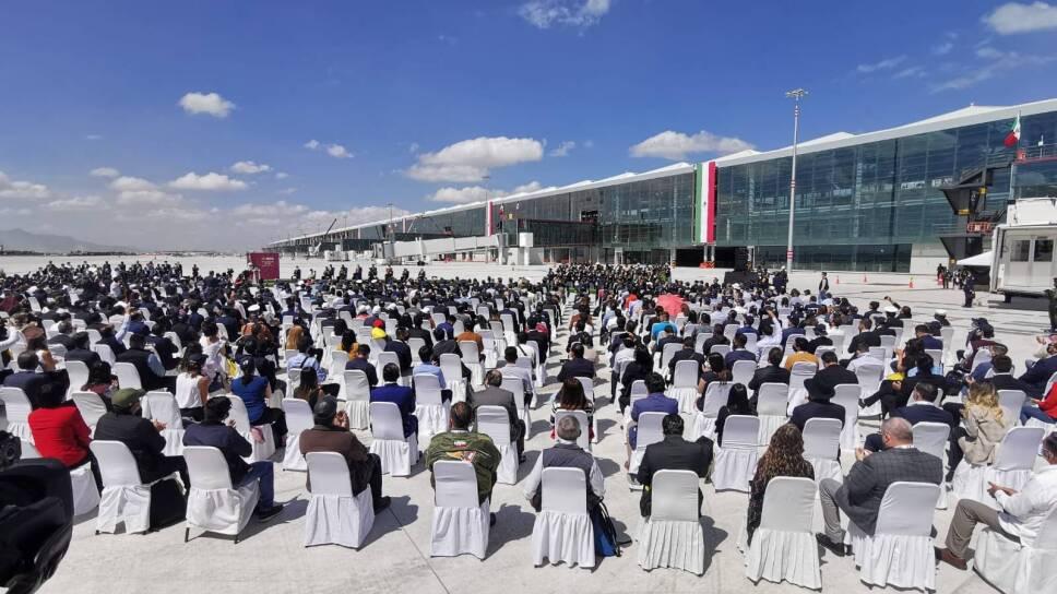 Feria aeroespacial 2021