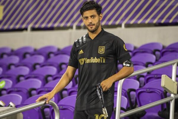 Carlos Vela en Los Angeles FC