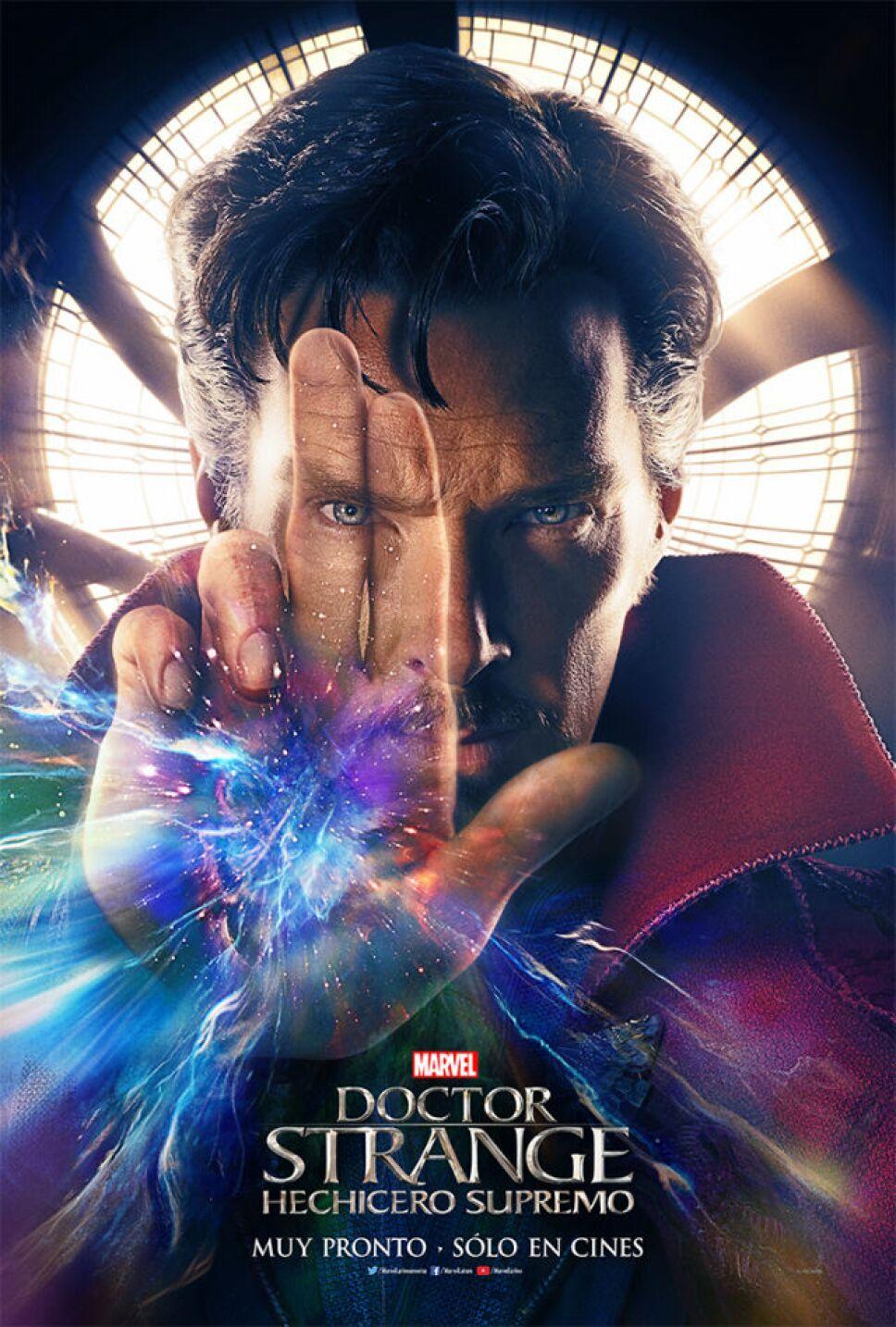 Dr Strange Póster de nueva película de Marvel