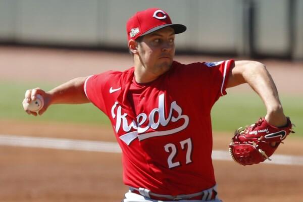 El estelar lanzador Trevor Bauer