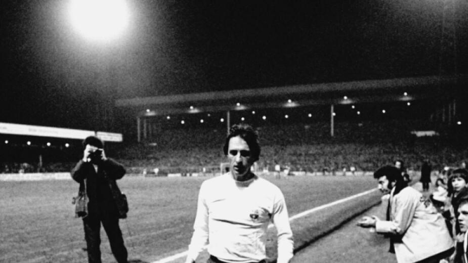 Primeros años como profesional de Johan Cruyff