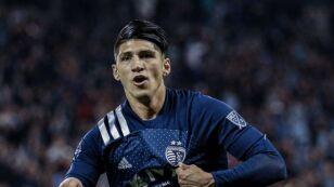 Alan Pulido jugador en la MLS