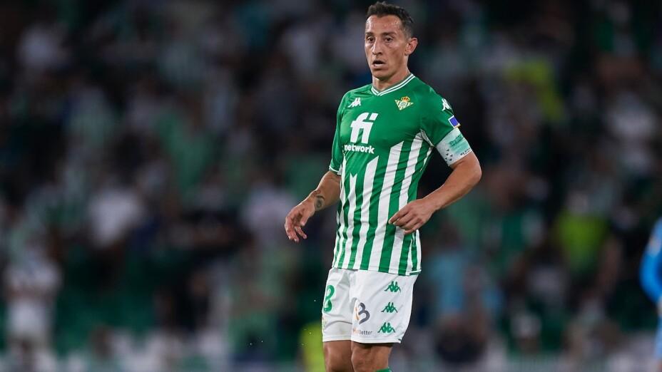 Andrés Guardado revela detalles sobre su futuro en Europa.