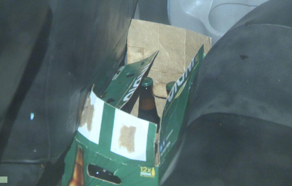 Bebidas alcoholicas conductor ebrio choque San Juan de Aragon