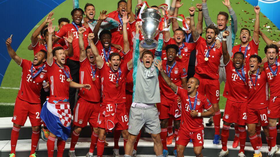 Galería: PSG vs Bayern Munich