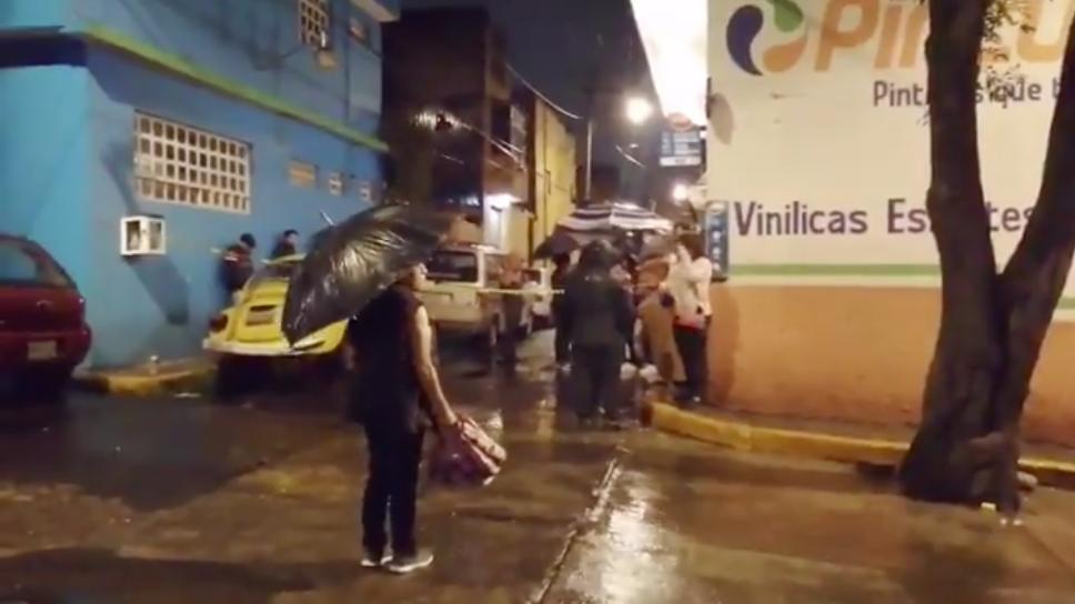 Hombre apuñala y asesina a su esposa por celos en la alcaldía Álvaro Obregón