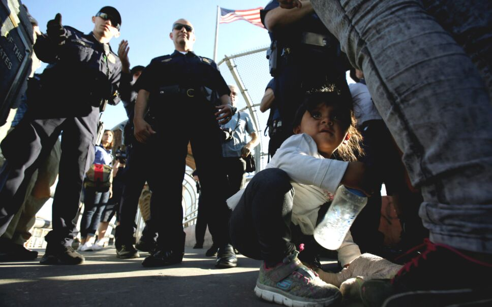 familias migrantes reunificacion
