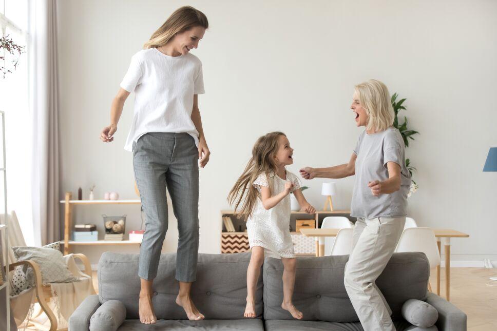 libera la ansiedad en niños