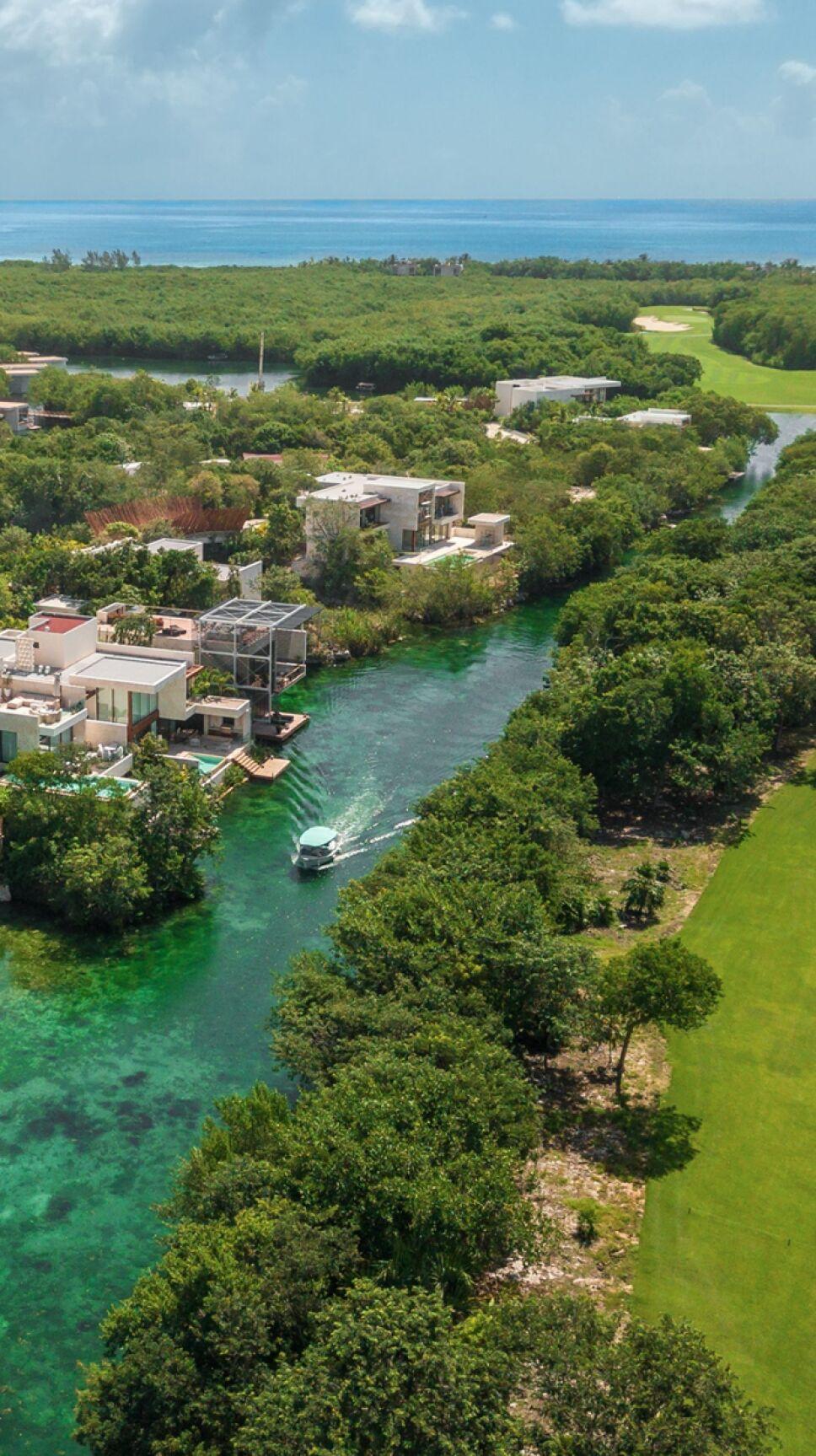 Mayakoba Rosewood Riviera maya