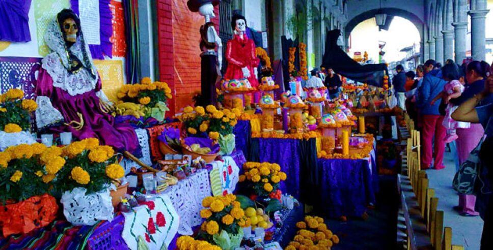 Día de Muertos en San Cristoal