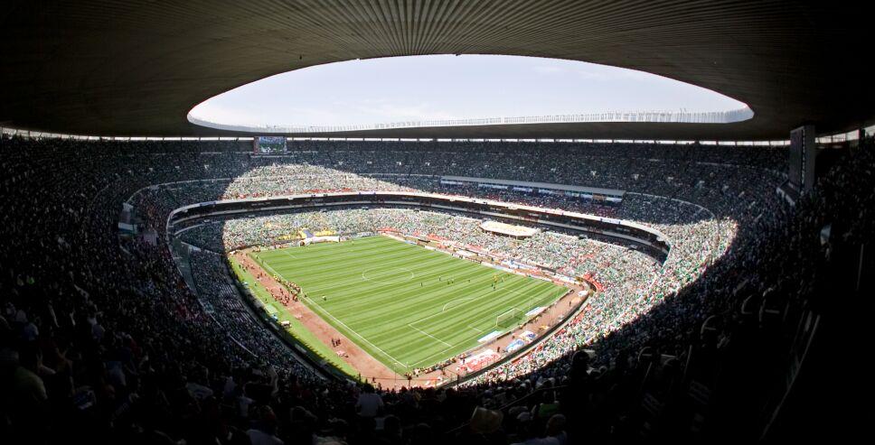 El Estadio Azteca sufrirá unas modificaciones