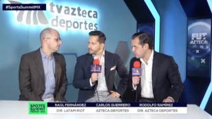 Riot y Azteca Deportes