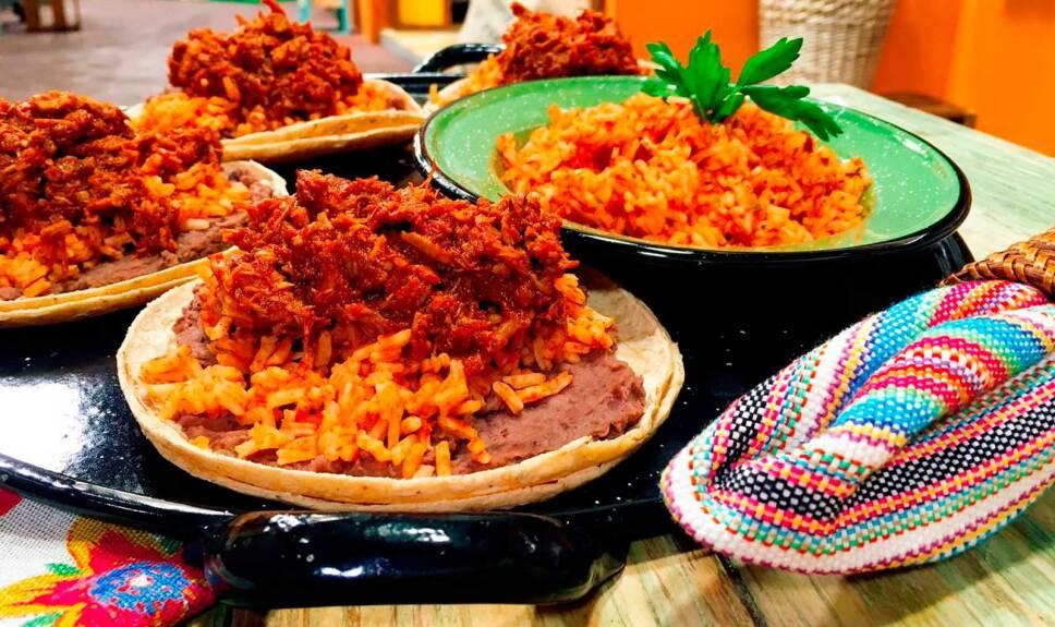 Receta Tacos acorazados con chiloro