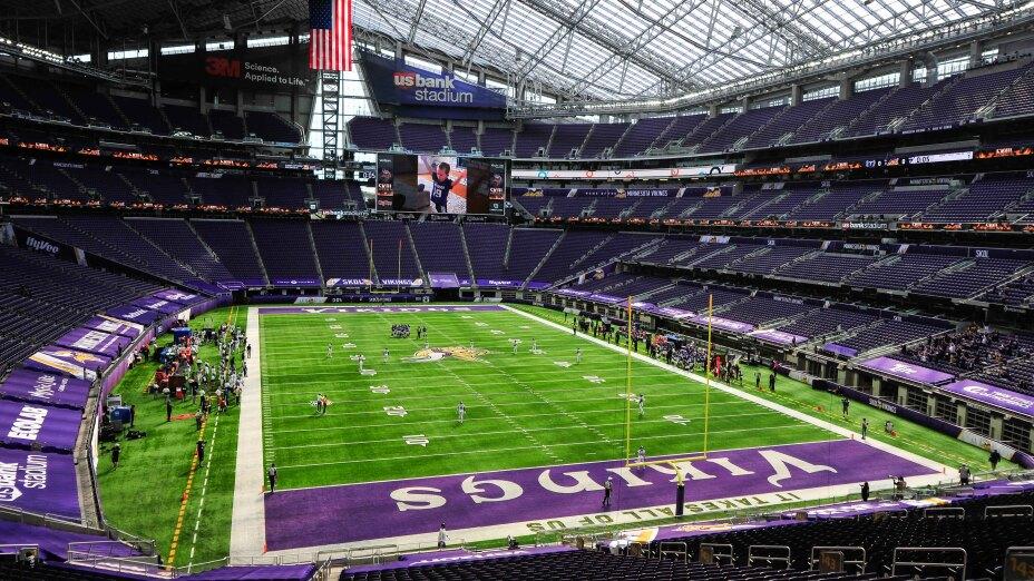 Tennessee Titans at Minnesota Vikings