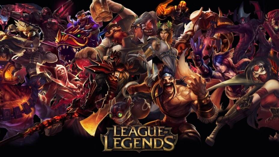 Campeones de League of Legends