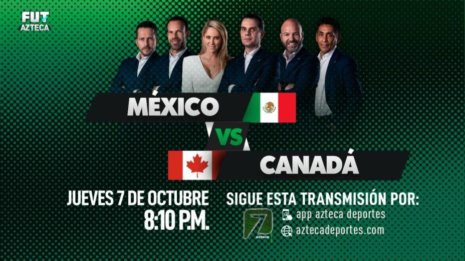 México vs Canadá|Octagonal Final