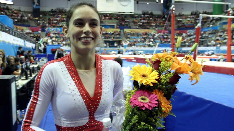 Elsa García sueña con otros Juegos Olímpicos