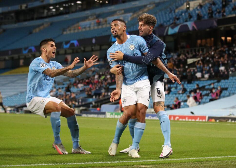 El Manchester City avanza en la Champions