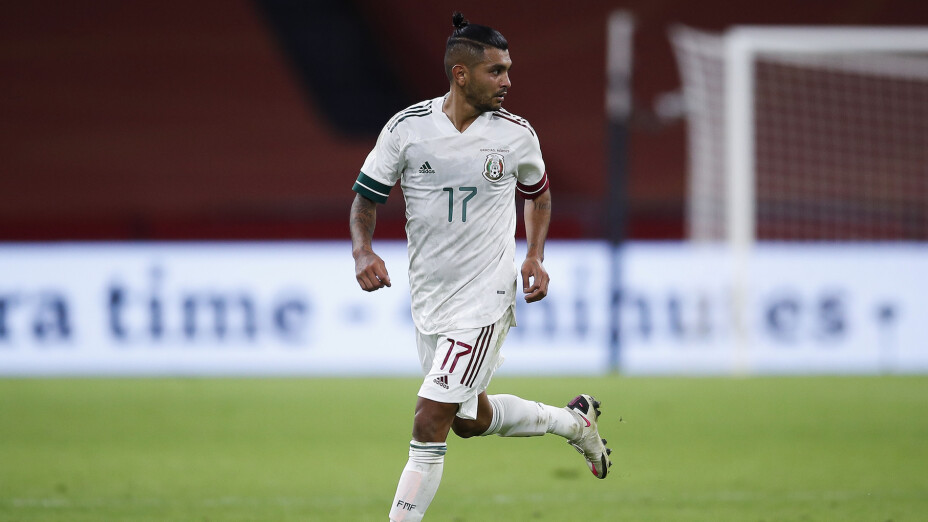 Jesús Tecatito Corona Selección Mexicana