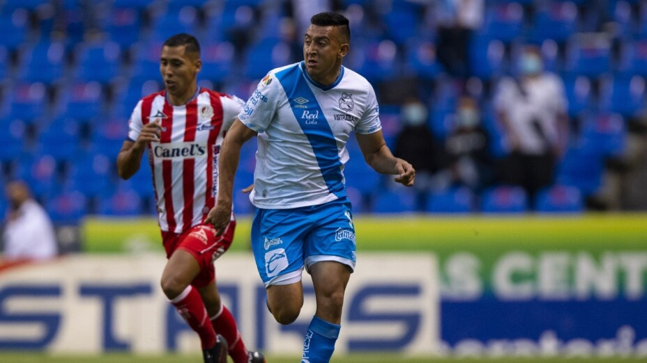 Resultado: Puebla vs Atlético San Luis