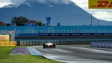 El Popocatéptl lució espectacular en el Autódromo Miguel E. Abed .