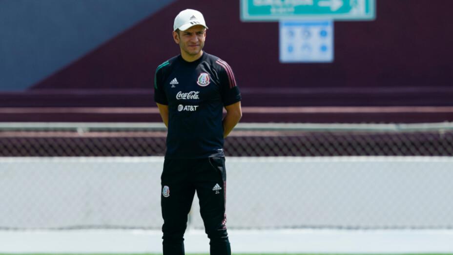 Jaime Lozano al frente de la Selección Mexicana