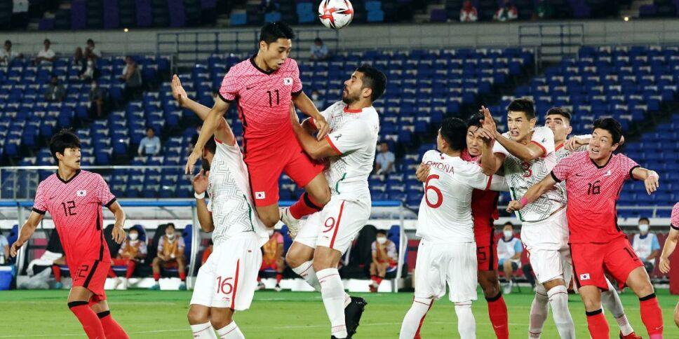 selección mexicana resumen